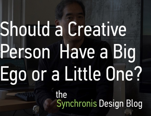 Should a Creative Person Have a Big Ego or a Little One?